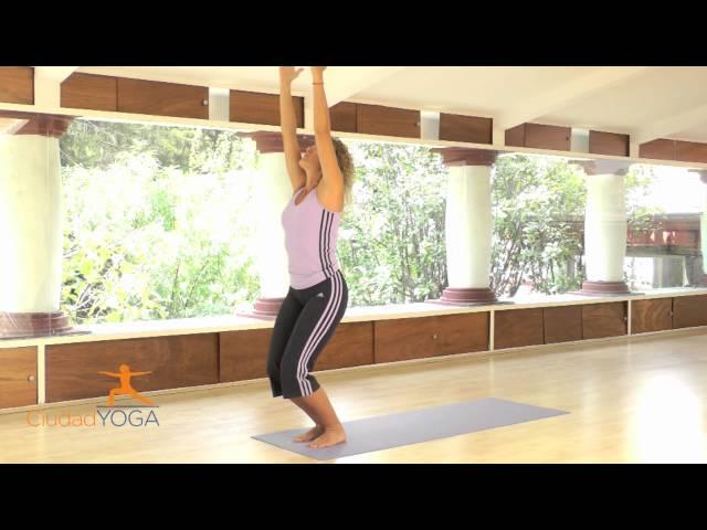 Como hacer yoga en casa para principiantes para adelgazar