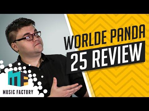 REVIEW - WORLDE PANDA 25 KEY MIDI KEYBOARD - MUSIC FACTORY