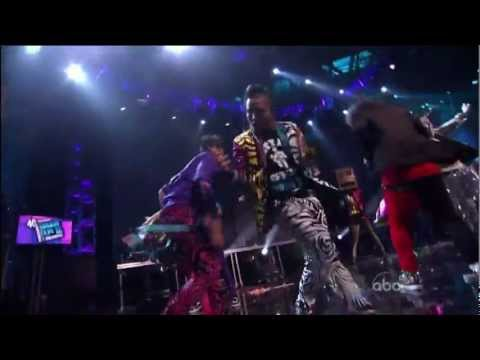 LMFAO - Shots (2011 New Year's Rockin Eve) HD 720p