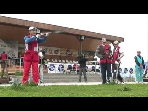 Finals Double Trap Men - ISSF World Cup Final in all events 2014, Gabala (AZE)