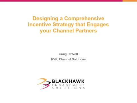 [WEBINAR] How to Plan & Track Your Channel Promotional Strategy