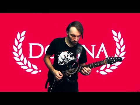 Domina OST || Spartacus || Hard Rock Cover By #progmuz