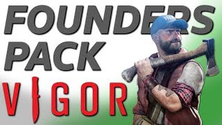 What You Get For Purchasing Vigor!! Xbox One Exclusive Game Preview