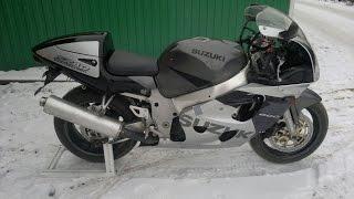 Обзор мотоцикла Suzuki gsx-r600 srad
