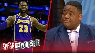 Kawhi is a 'byproduct' of what LeBron started in 2010 — Jason Whitlock | NBA | SPEAK FOR YOURSELF