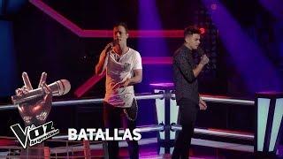 "Mathías vs L. Catsoulieris - ""Lloran las rosas"" - Cristian ..."