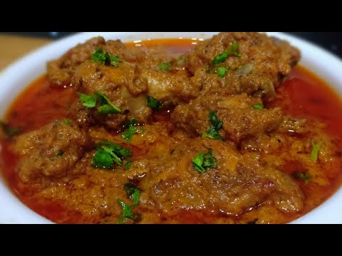 Lucknowi Style Chicken Masala Recipe | Dastarkhwan Special Chicken Masala Recipe