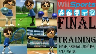 (FINAL) Wii Sports - Training (1 Player)