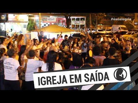 IGREJA EM SAÍDA // É SÓ ALEGRIA #16 // EDUARDO BADU