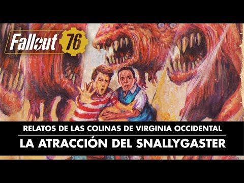 Fallout 76 – Relatos de las colinas de Virginia Occidental: La atracción del snallygaster