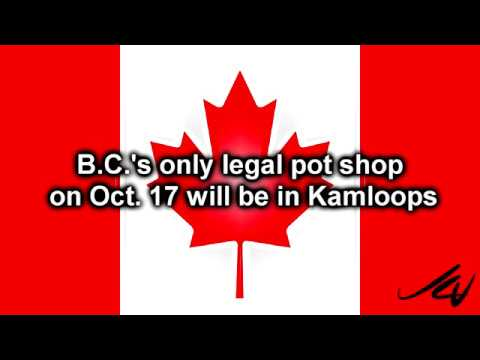 Less than 24 hrs to go for recreational marijuana sales coast to coast in Canada  - YouTube