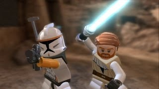 LEGO Star Wars III: The Clone Wars Walkthrough - Part 18 - Innocents of Ryloth