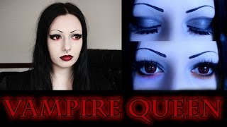 Vampire Queen Goth Eyes | Toxic Tears