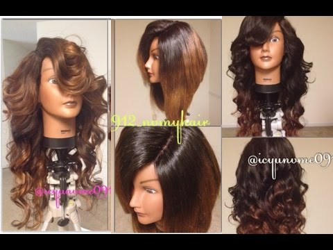 How To Make Your Lace Frontal Look Natural | No Edges |... | Doovi