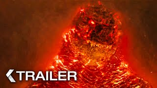"GODZILLA 2: King of the Monsters ""Super Godzilla"" Spot & Trailer (2019)"