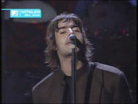 Oasis - Champagne Supernova (Live At MTV Video Music Awards 1996)