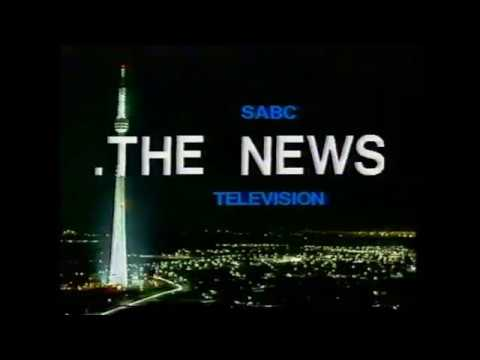 7 December 1977 SABC TV Full News Broadcast into Epilogue and closing to test pattern