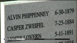 Fallen Pueblo Police Officers to be forever remembered in nation's capital