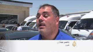 أزمة لرفع الرسوم الجمركية على السيارات بالأردن