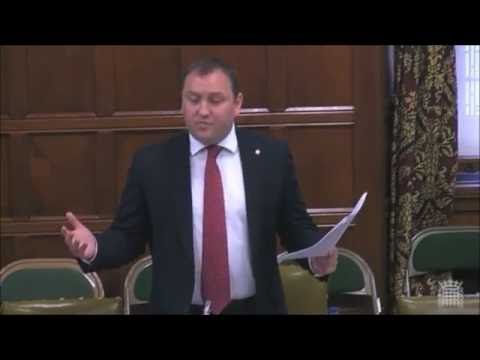 Ian Murray MP- Claim of Right for Scotland Westminster Hall Debate  (06/09/16)
