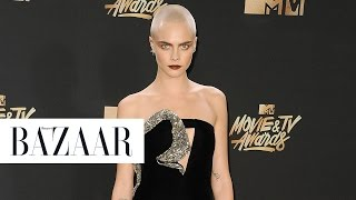 The Best Dressed At The 2017 MTV Movie And TV Awards