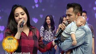 Raffi, Nagita & Rafathar 'Kamulah Takdirku' [Dahsyat] [17 Okt 2015]