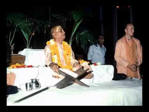 We Should Take Up The Words From The Spiritual Master As Our Life And Soul - Prabhupada 0124