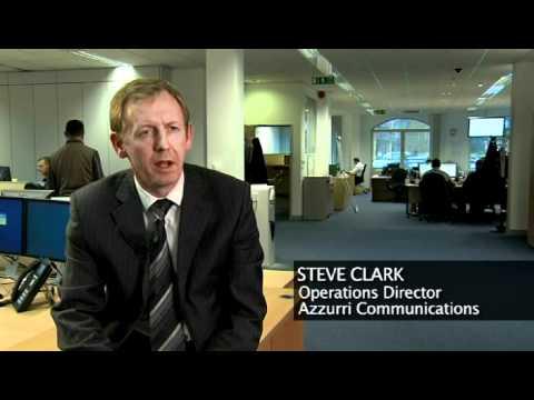 Azzurri - Telegraph Business Club 2011