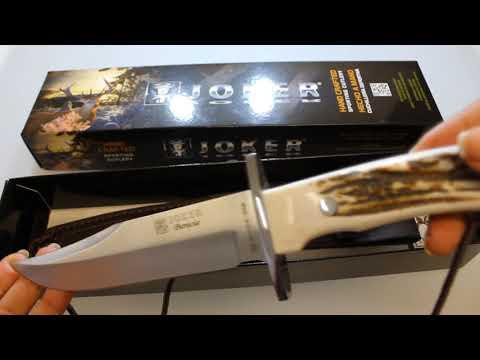 Joker Bowie Knife CC96