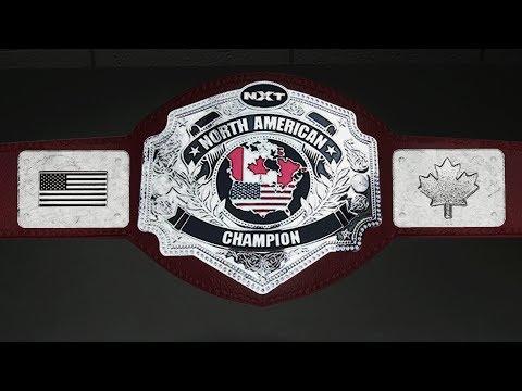 5 NXT North American Championship Designs! (WWE 2K18)
