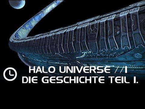 Halo Universe //1 - Die Geschichte Teil 1 by Mike Copa [German]