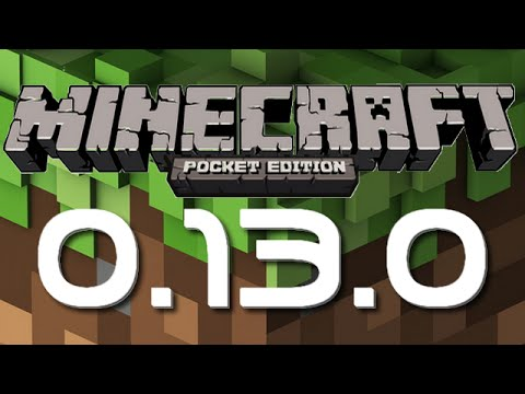 Minecraft PE 0.13.0 Download APK