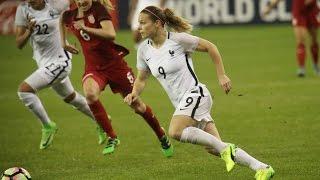 Féminines, SheBelieves Cup : France - USA 2017 (3-0), le résumé