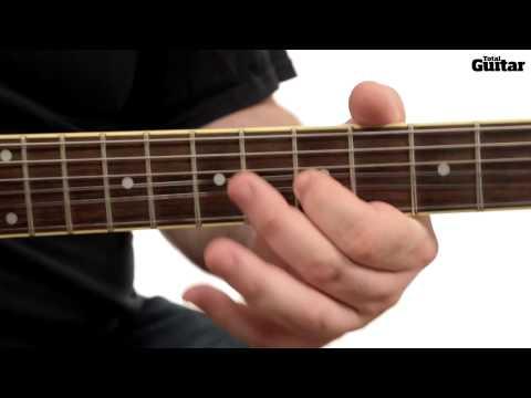 Essentials: Vibrato - Blues lick (TG243)
