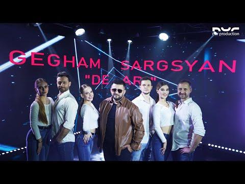 Gegham Sargsyan - De Ari (2021)