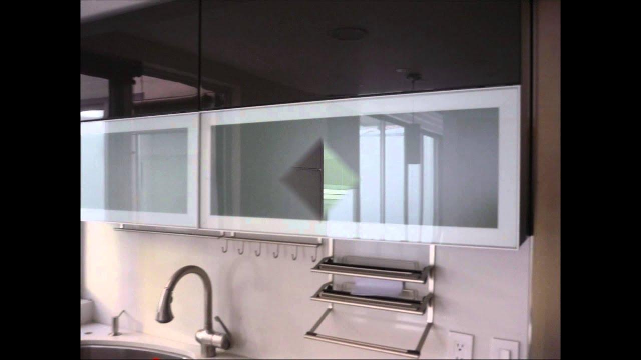 Kr soluciones aluminio cocinas integrales youtube for Modelos de puertas de madera para cocina integral