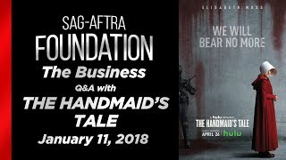 The Business: Q&A with THE HANDMAID'S TALE