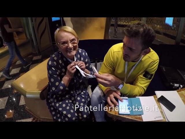 6-11-2019 Pantelleria, Crociera del Burraco - Primo giorno a bordo