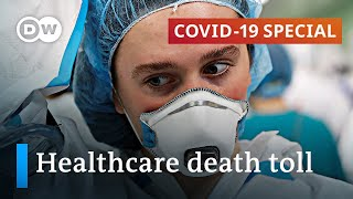How many healthcare workers have died due to coronavirus? | COVID-19 Special