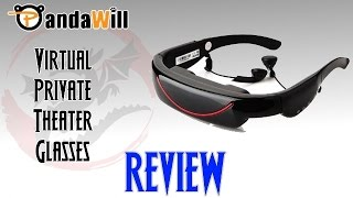 Pandawill Virtual Private Theater Review 72 Inch Model