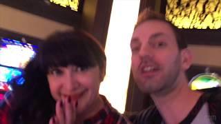 💰🎰 HIGH LIMIT with Julie + Brian👫 ✦ Line it Up! ✦ Slot Machine Fruit Machines w Brian C