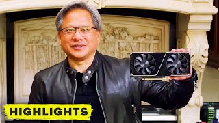 RTX 3070! Check out Nvidia's $499 GPU reveal