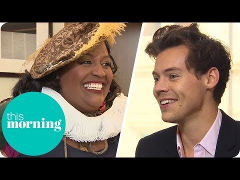 Thumbnail: How Well Do Harry Styles and Sir Kenneth Branagh Know Their Shakespeare? | This Morning
