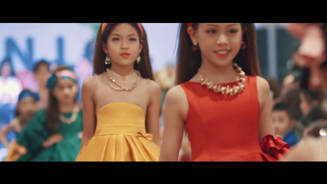 Tuần Lễ thời trang trẻ em quốc tế 2018 | Tóm tắt những nội dung liên quan đến thoi trang tre em chuẩn nhất