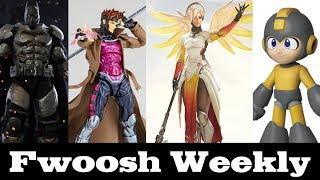 Weekly! Ep89 Overwatch, Mega Man, TMNT, Batman, Spyro, X-Men, Star Wars (kinda) and more!