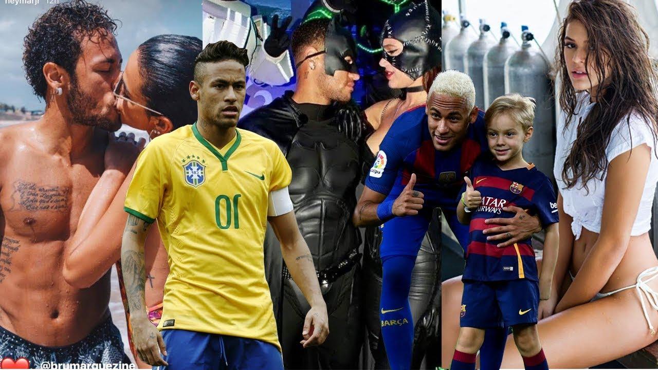 Neymar Girlfriend Son 2020 Bruna Marquezine David
