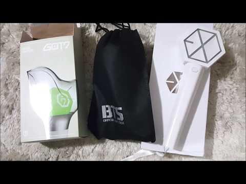 bts,-exo-&-got7-lightstick-unboxing-✨