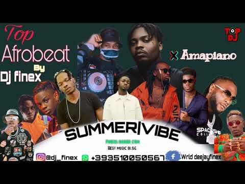Download LATEST NAIJA AFROBEAT 2021 NONSTOP SUMMER PARTY MIX BY DJ FINEX| NAIRA MARLEY/OLAMIDE/REMA/BURNA BOY