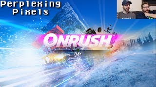 Perplexing Pixels: Onrush (Xbox One X) (review/commentary) Ep276