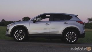 2016 Mazda CX-5 AWD Grand Touring Test Drive Video Review